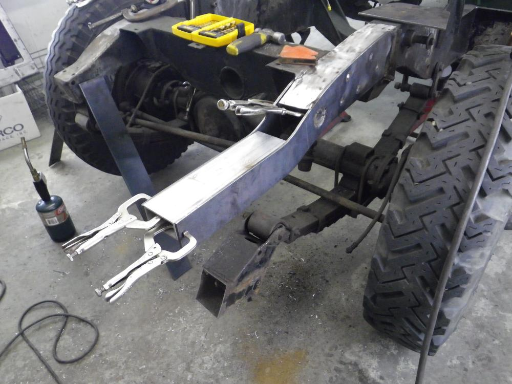 2 Quot Lift For Series Ii Land Rover Forums Land Rover And