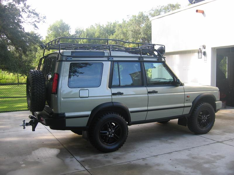 2003 Discovery II SE7  Clean  Land Rover Forums  Land Rover and