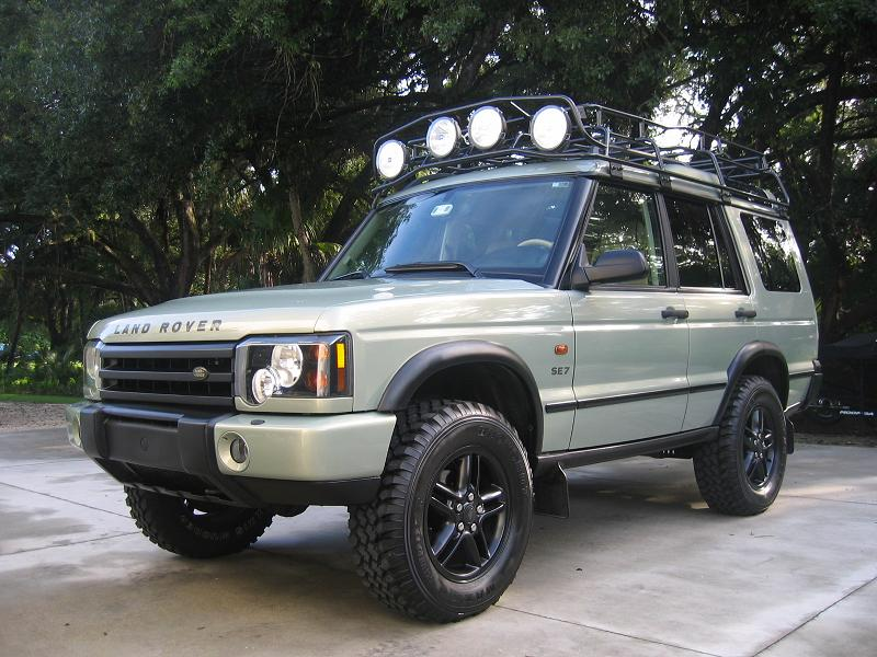 2003 discovery ii se7 clean land rover forums land rover and range rover forum. Black Bedroom Furniture Sets. Home Design Ideas
