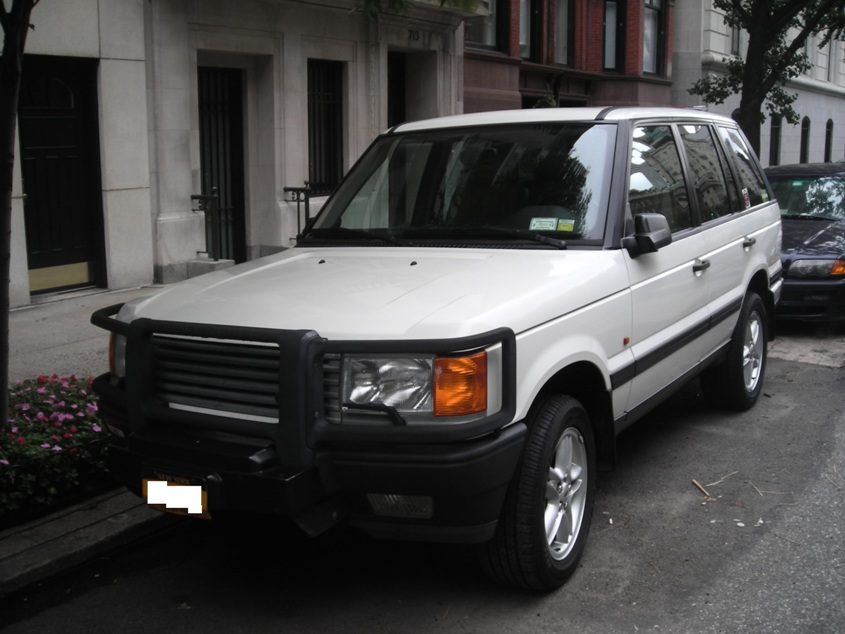 FS 19995 Range Rover P38 with factory winch kit in NY  Land
