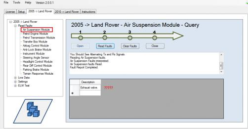 Check Engine - fuel trim bank 1 - Land Rover Forums : Land Rover and