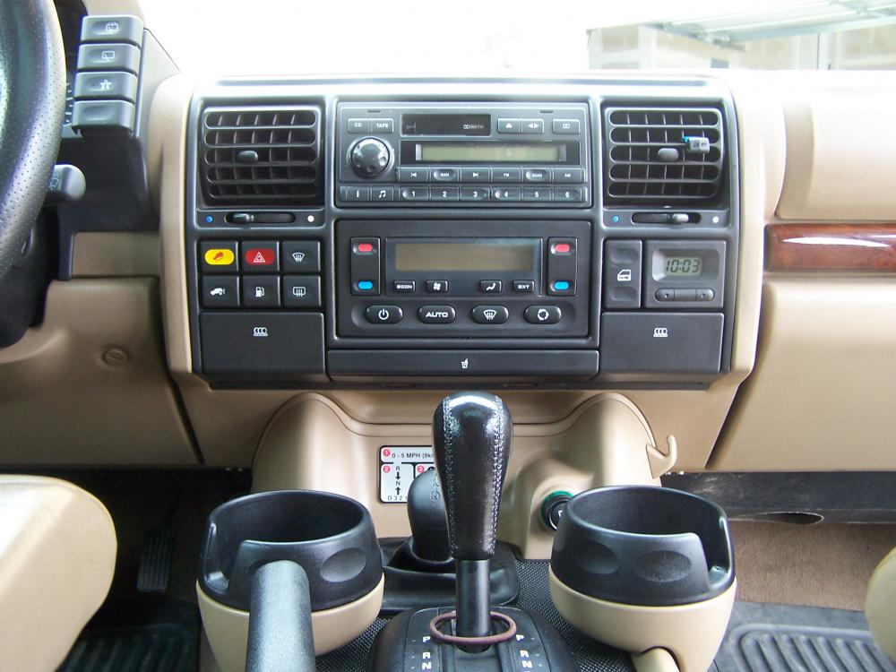 D Land Rover Discovery Se on Range Rover Suspension