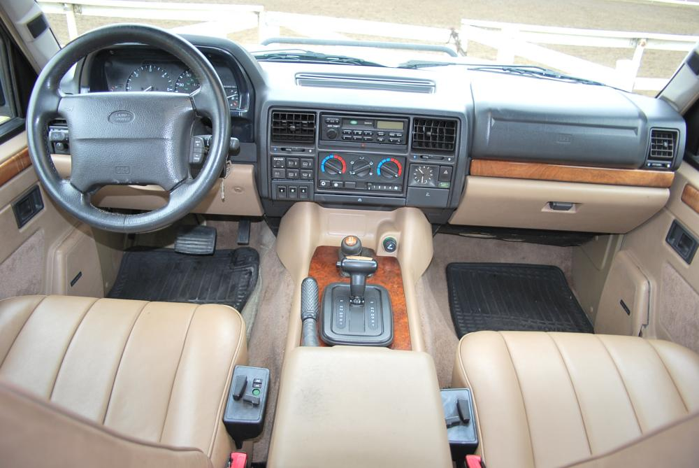 Clean 1995 Range Rover Classic for Sale - Land Rover ...