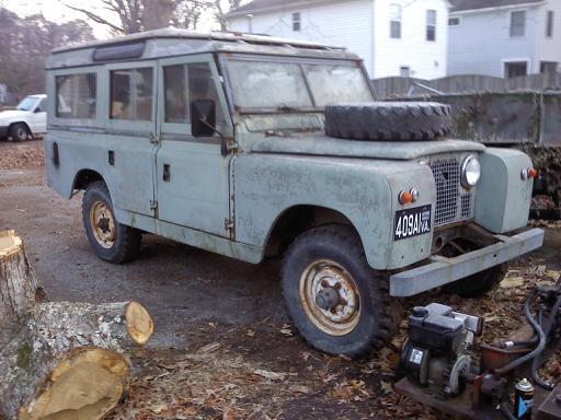 1966 Siia 109sw Frame Repair