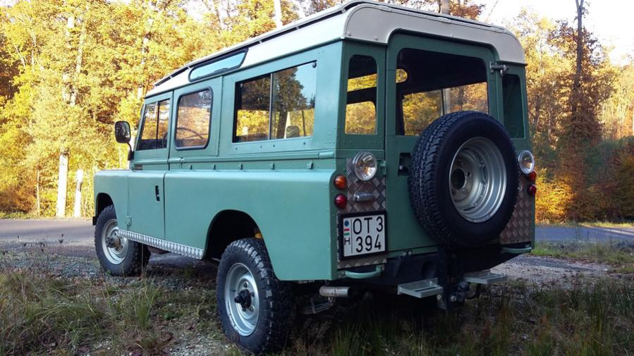 1979 Series Iii 109 Station Wagon Lhd For Sale Land