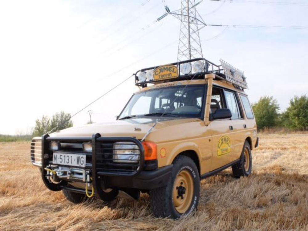 Used Range Rovers >> 1995 Camel Trophy Discovery I - 8k miles - Land Rover Forums : Land Rover and Range Rover Forum