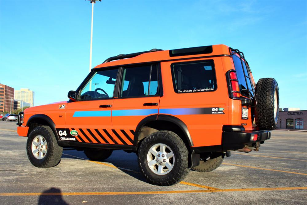 Fs 2004 Land Rover Discovery G4 Challenge Edition Land