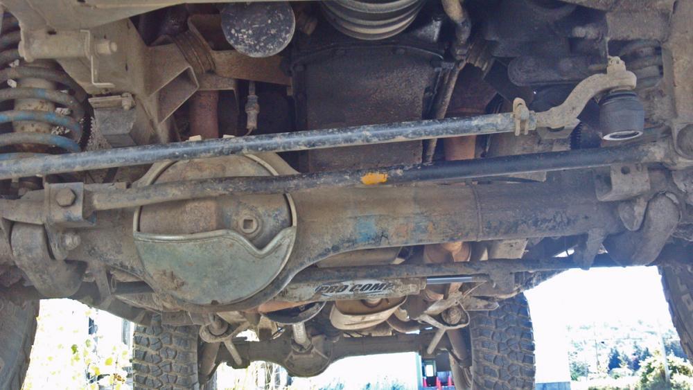 Do I Need An Adjustable Panhard Rod Land Rover Forums