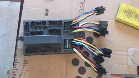 land rover discovery ii fuse box integrated relay repair. Black Bedroom Furniture Sets. Home Design Ideas