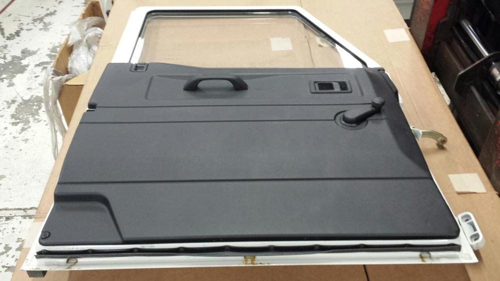 Late Model Defender 1 Piece Doors New Land Rover Forums