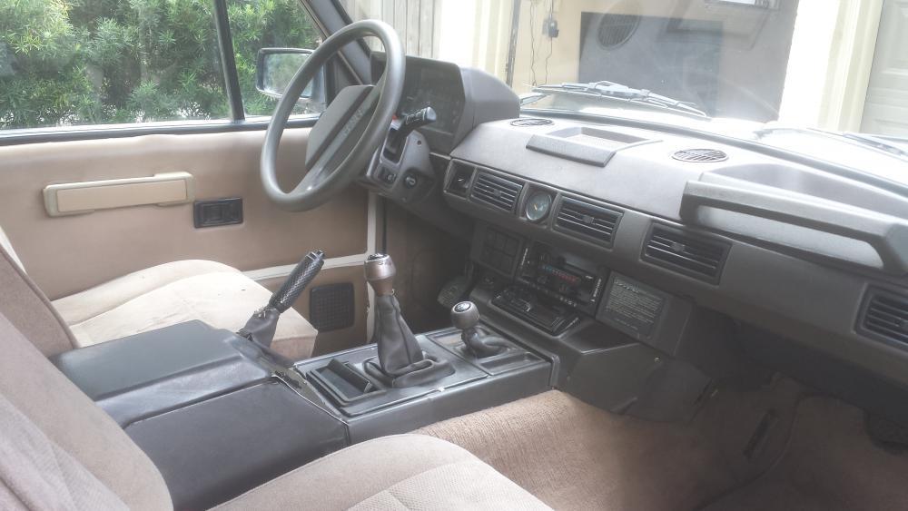 Door Range Rover Classic Turbo D Diesel Land Rover Forums - Range rover forum