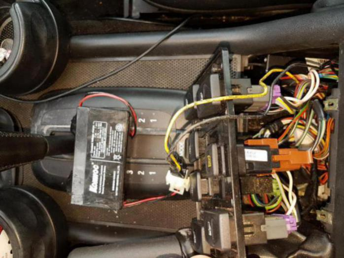 Is there a Battery in your 2004 Disco console? - Land Rover Forums