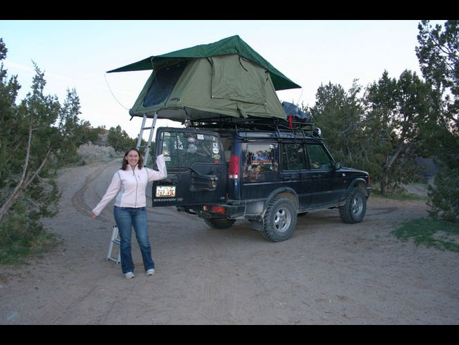 Mombasa Adventure Ii Roof Top Tent Land Rover Forums