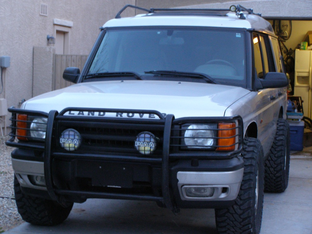 check it out 33inch tires w out lift land rover forums land rover and range rover forum. Black Bedroom Furniture Sets. Home Design Ideas