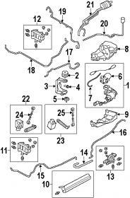 land rover lr3 2005 wiring diagrams 1996 land rover
