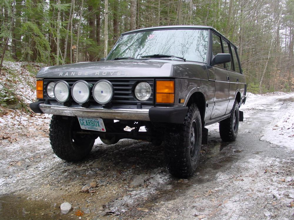 Post Your Range Rover Classic Photos Land Rover Forums Land - Range rover forum