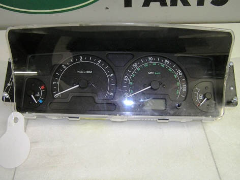 Used Land Rovers >> Pictorial - instrument cluster removal '99 Disco II - Land ...