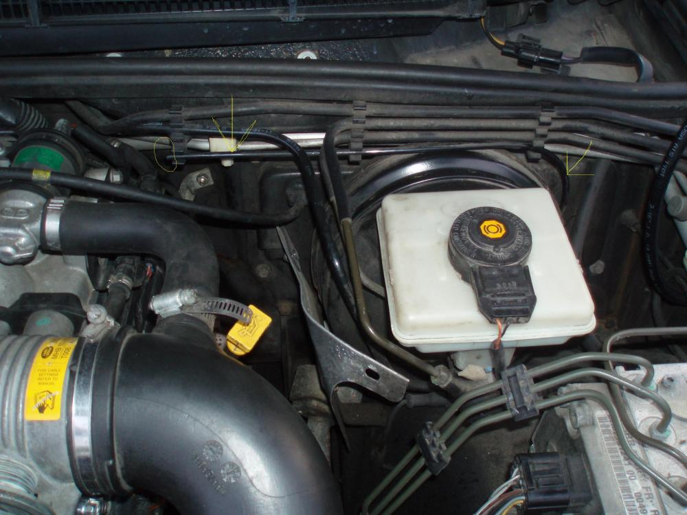 Land Rover Discovery Sport >> what vacuum line is this? - Land Rover Forums : Land Rover and Range Rover Forum