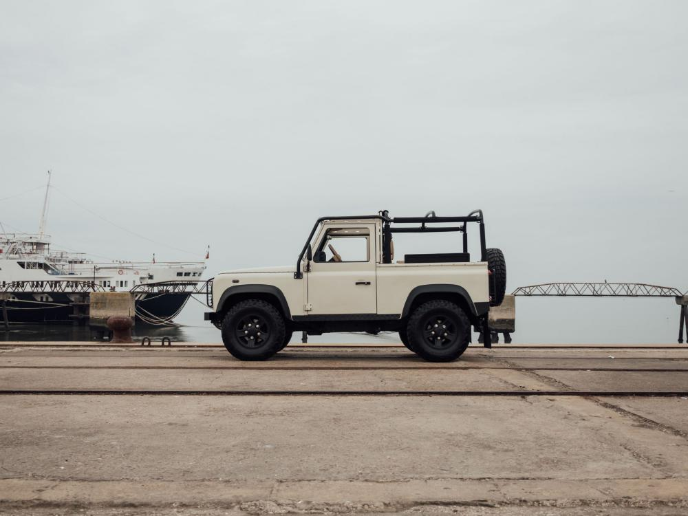 Defender 90 For Sale - Land Rover Forums : Land Rover and ...