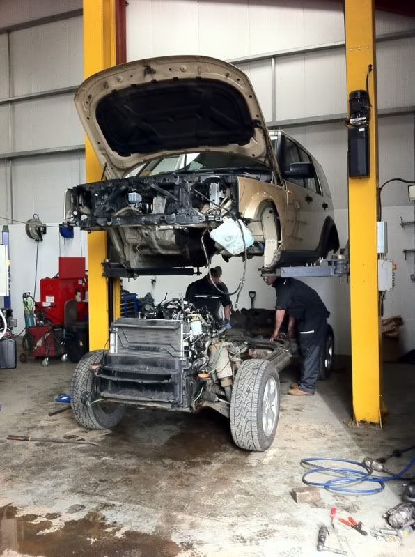 Suspention Fault Lr3 2007 Land Rover Forums Land Rover