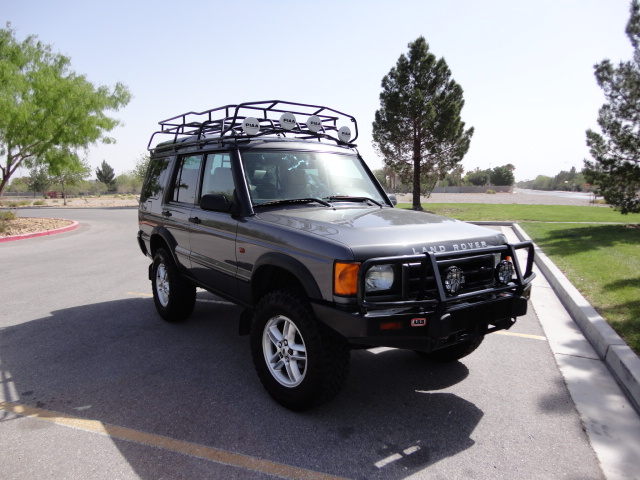 2002 Land Rover Discovery w/ goos for sale in LAS VEGAS, NV ...