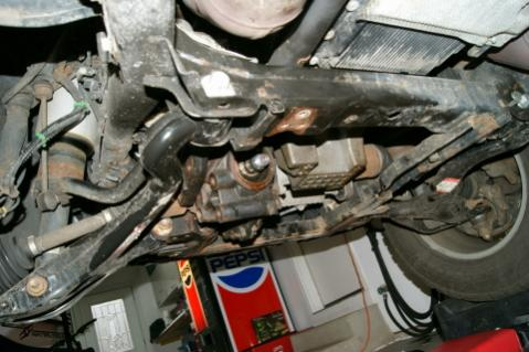 Lr3 Front Differential Pinion Seal Replacement