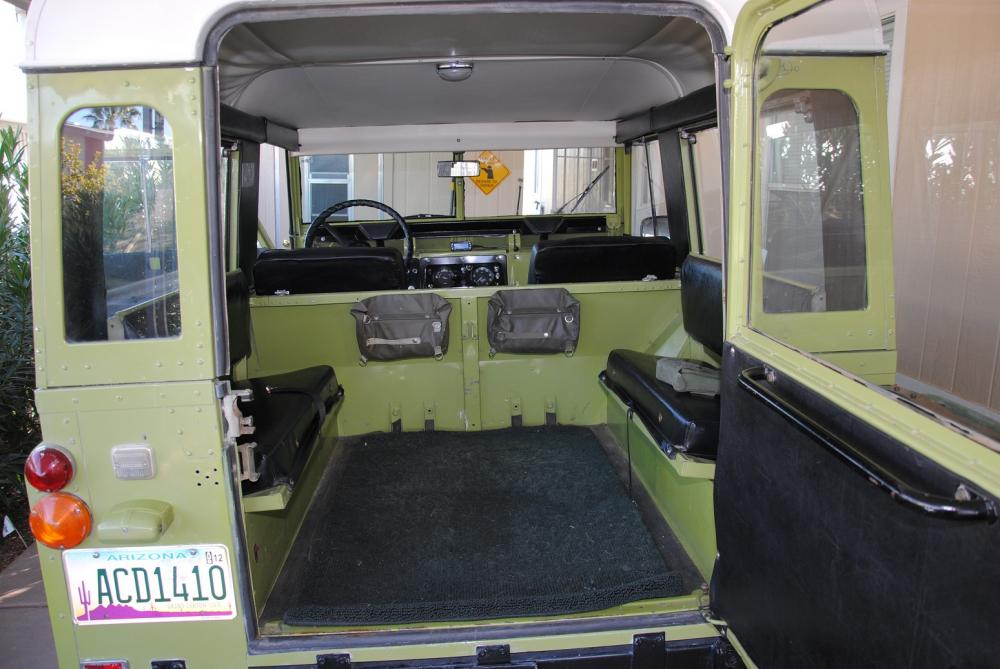 Land Rover 1971 Series Iia Fully Restored Land Rover
