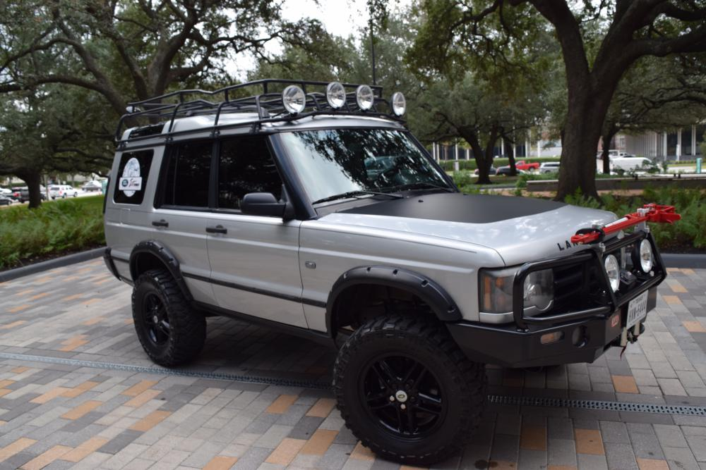 Silver Bullet 2003 Land Rover Discovery Ii Se 120k Miles