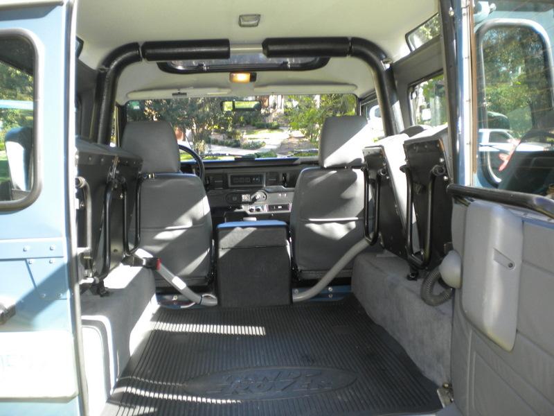 1997 Land Rover Defender D90 Only 26k Miles Excellent