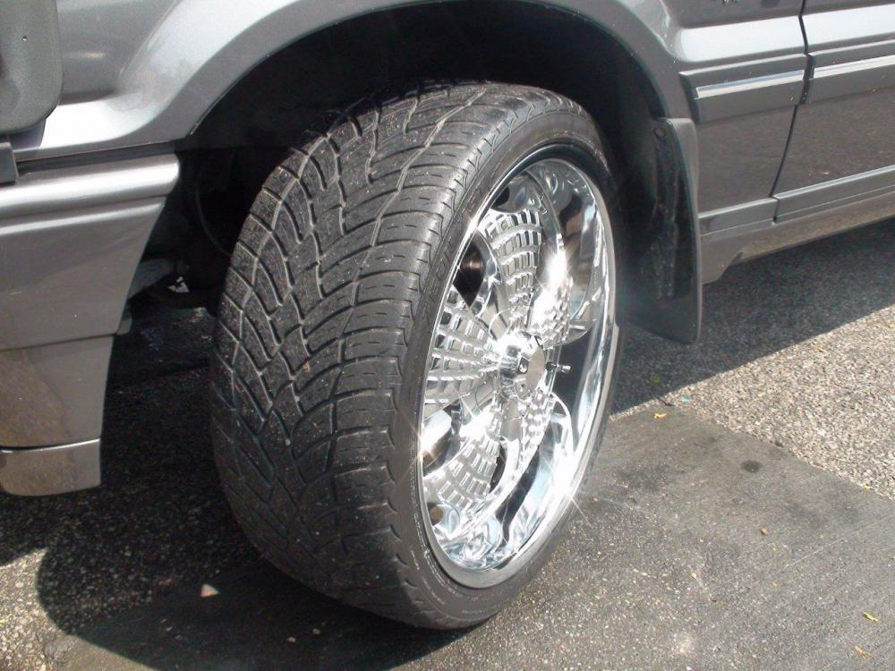 22 inch rims and tires for sale on land rover lr3 on rims