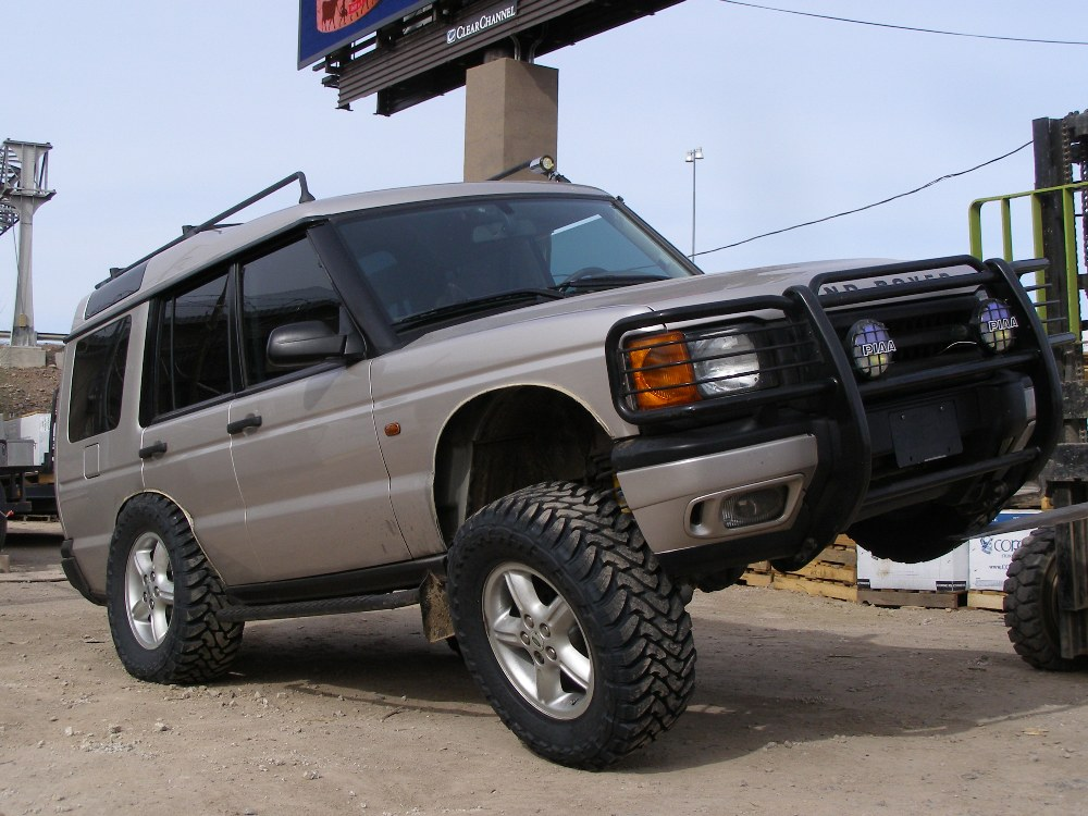 Check It Out 33inch Tires W Out Lift Land Rover