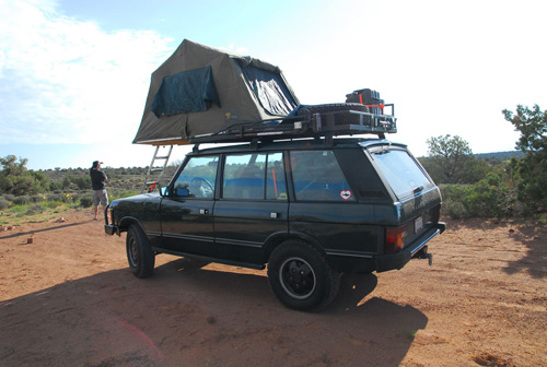 ... hannibal roof tent defender 90 best image voixmag · hannibal rack tent awning acc for range rover clic land rover forums land rover and range ... & Hannibal Roof Tent - Flat Roof Pictures