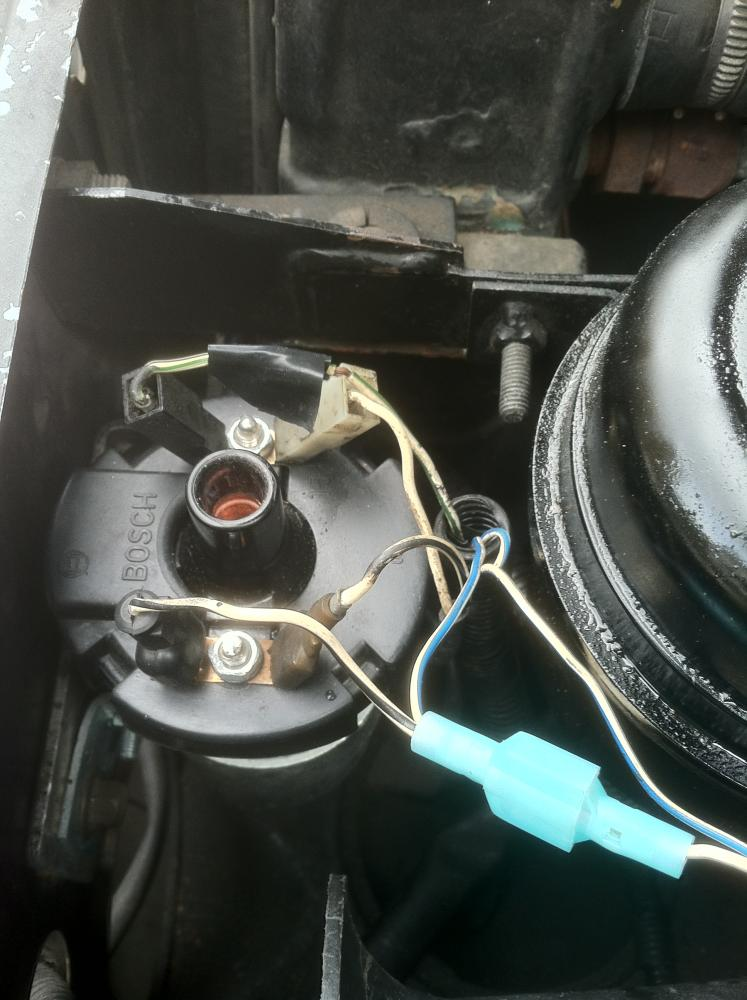 ignition coil 1995 land rover forums land rover and