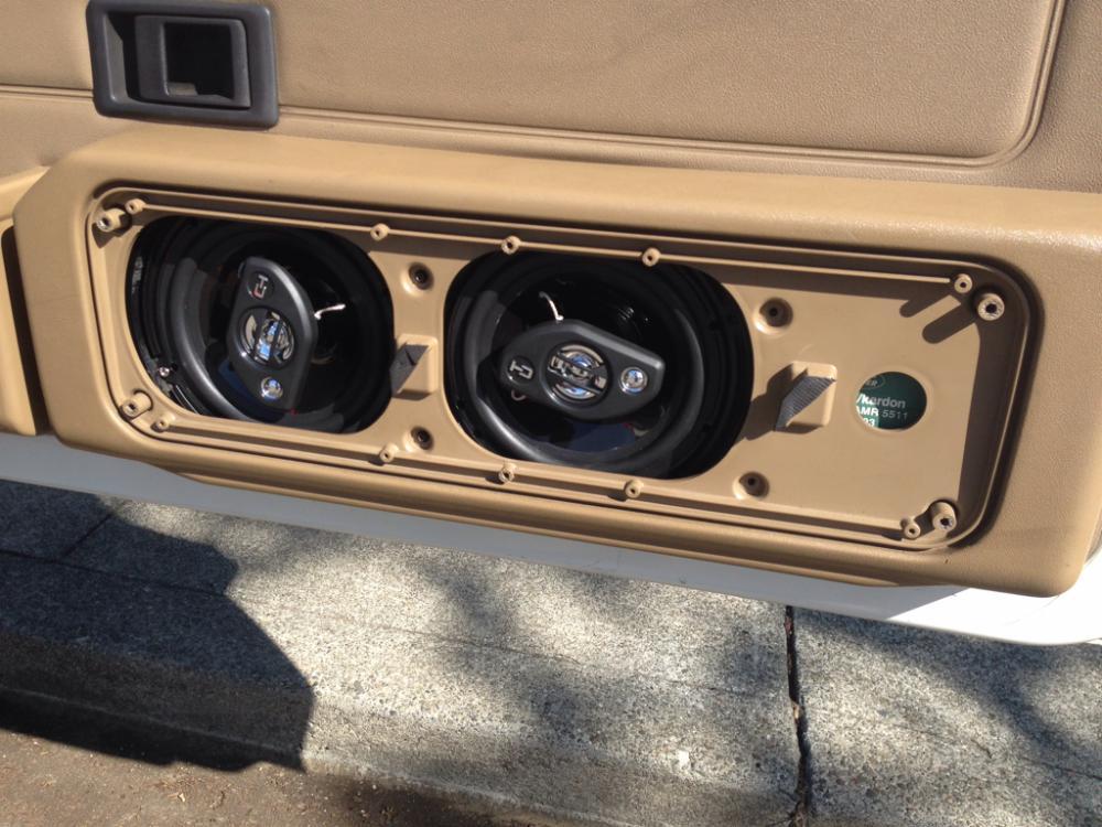 Harman Kardon Subwoofer Easy Fix 10 Minutes Land Rover