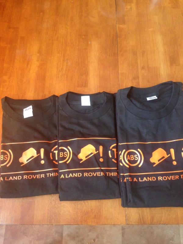 Land Rover Range Rover >> 3 Amigos Shirts - Land Rover Forums : Land Rover and Range Rover Forum