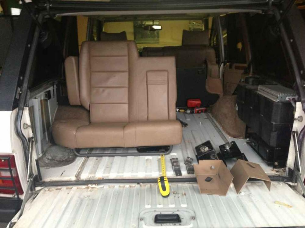 3rd row seat options - Land Rover Forums : Land Rover and ...