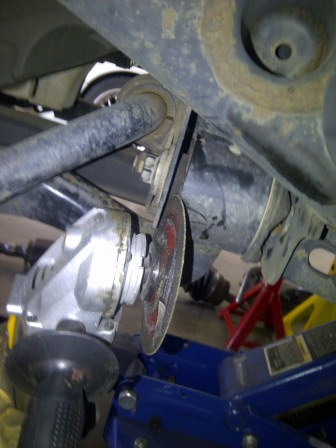Rrs Lower Control Arm Bushing Replacement Vs Unit Land