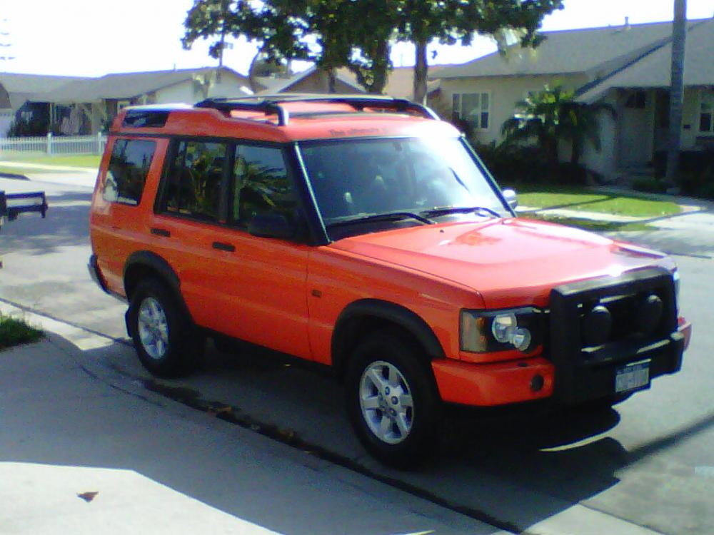 2004 Land Rover Discovery G4 - For Sale - Land Rover Forums : Land