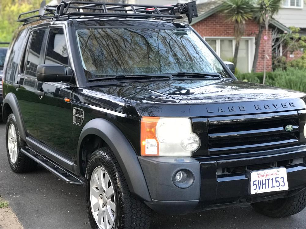 2006 Land Rover Lr3 With Hd Package In Sf Bay Area
