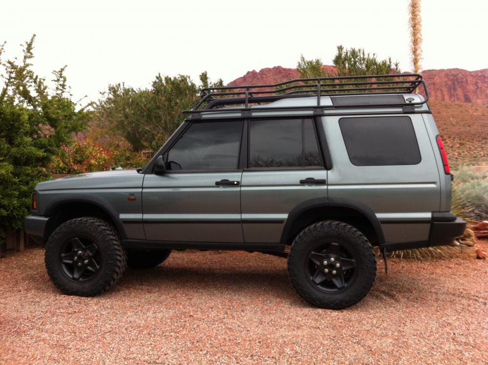 3 Ome 285 65r18 Low Profile Rack 2004 Discovery 2 64k