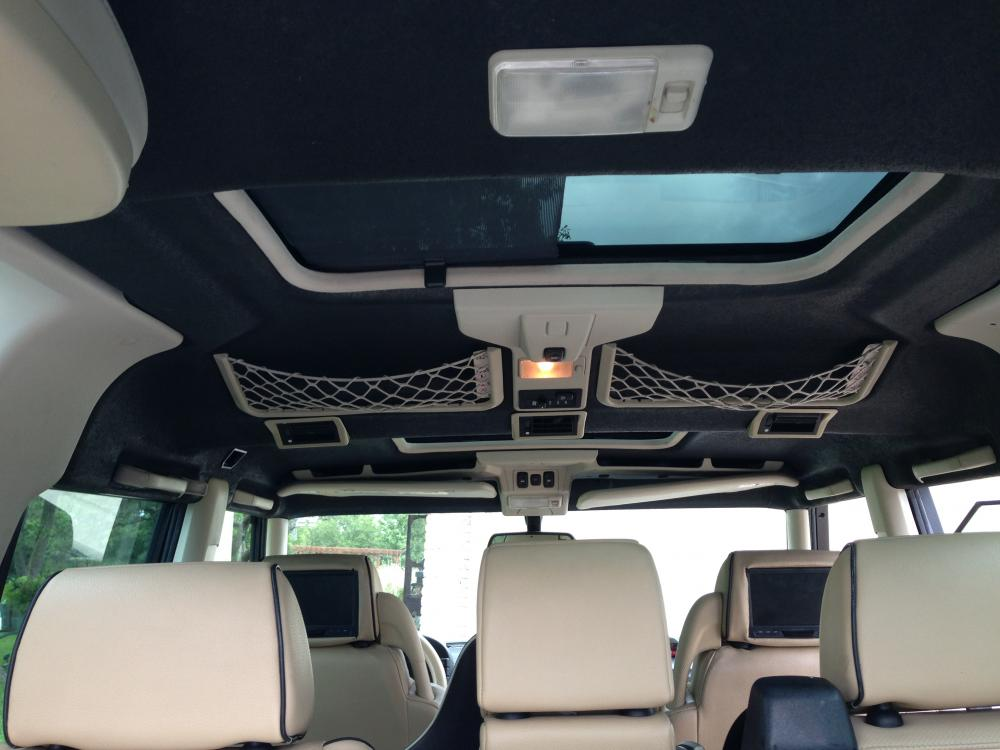 Another Successful Headliner Remodel Land Rover Forums