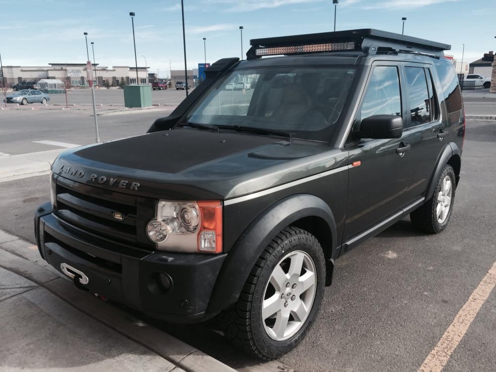 f s 2006 lr3 discovery 3 hse 130 000miles kitted for all adventures 15 land rover. Black Bedroom Furniture Sets. Home Design Ideas