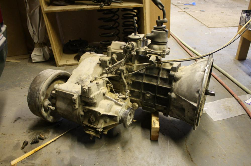 LT77 gearbox and transfer case - Land Rover Forums : Land Rover and Range Rover Forum