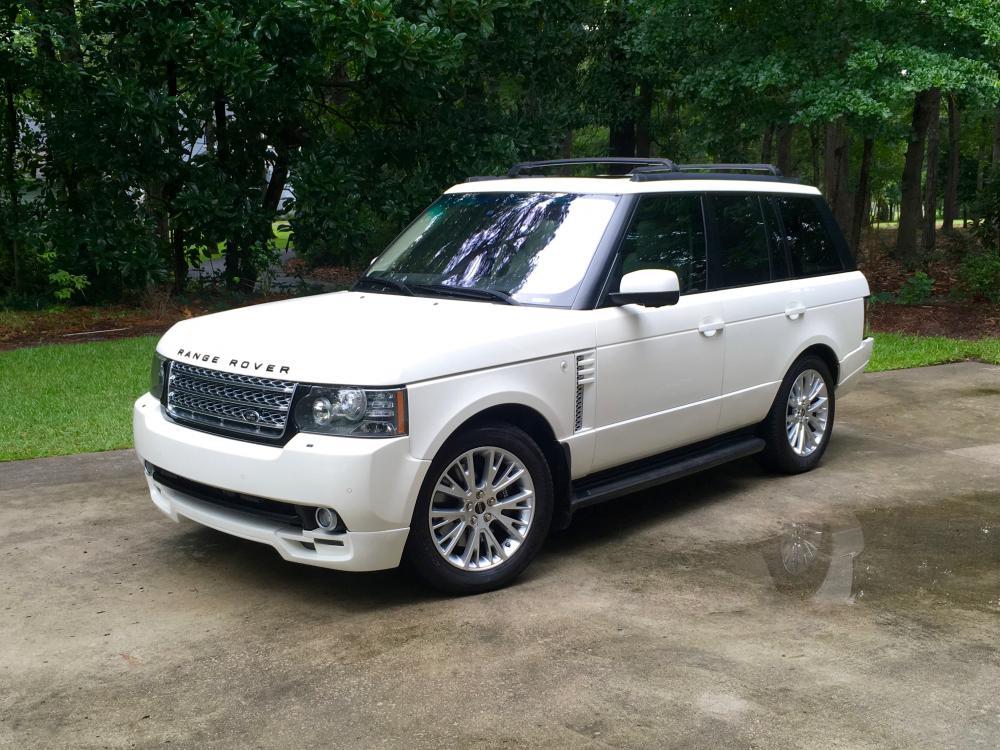 2011 Range Rover Autobiography (Autobiography White