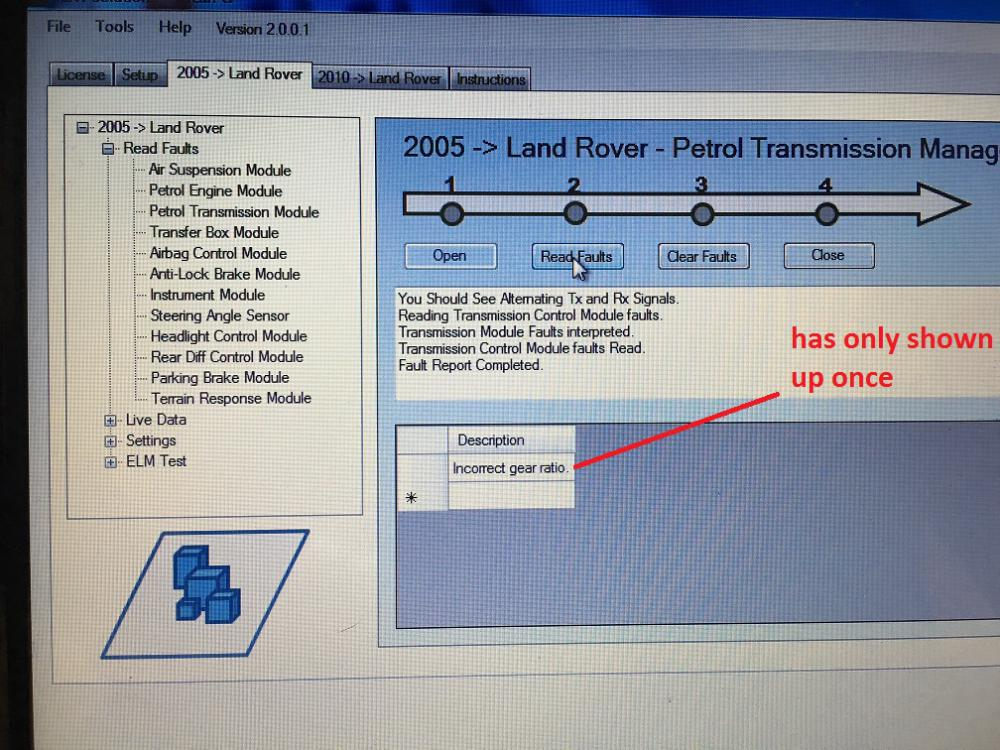 Check Engine - fuel trim bank 1 - Land Rover Forums : Land