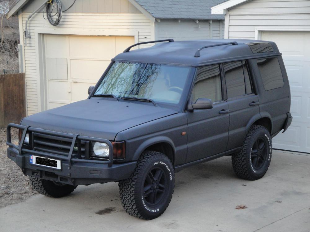 FS: 2000 Land Rover Discovery (LIFTED)