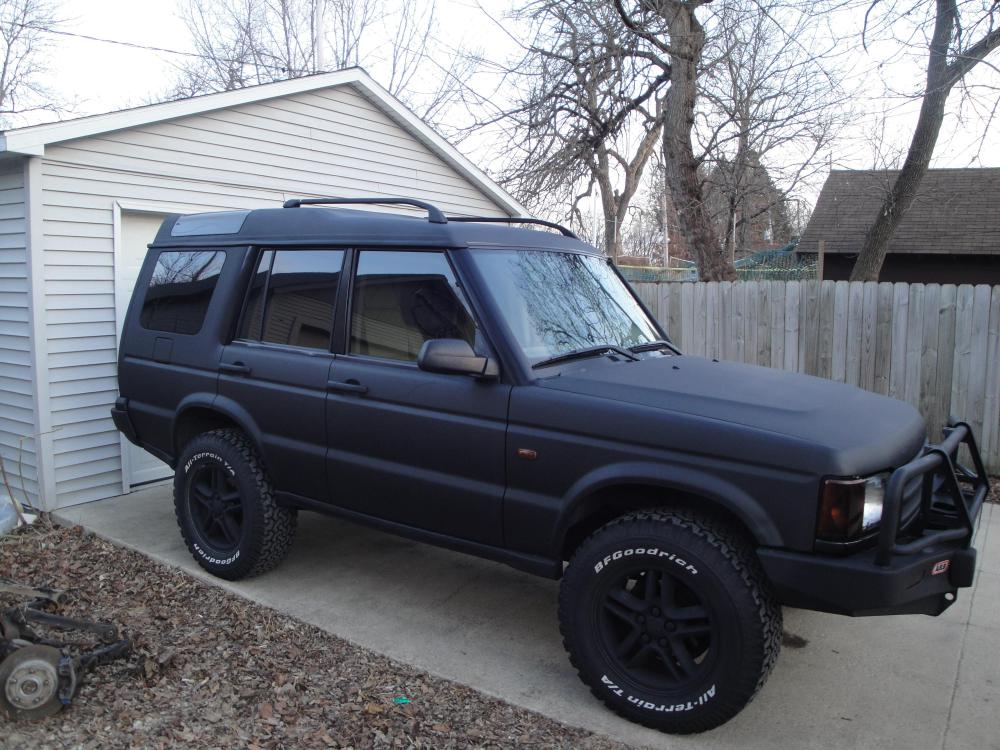 FS: 2000 Land Rover Discovery (LIFTED) - Land Rover Forums ...