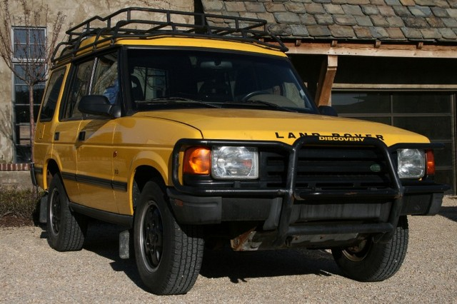 1997 Landrover Discovery Xd Land Rover Forums Land