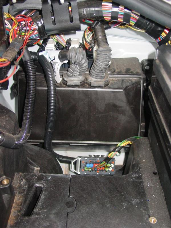 Electrical System Fault - Land Rover Forums : Land Rover and