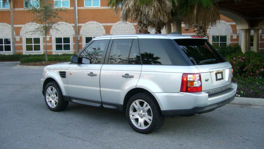 2006 range rover hse sport luxury navigation land rover forums land rover and range rover forum. Black Bedroom Furniture Sets. Home Design Ideas